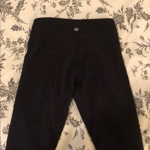 Full length low rise lululemon leggings